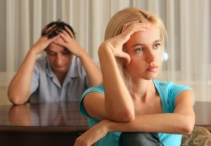 Conflict between the man and the woman - how to save a marriage from divorce