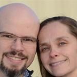 Caleb and Verlynda Simonyi-Gindele